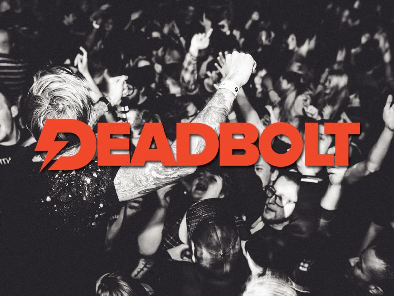 Red Cardinal Music Deadbolt
