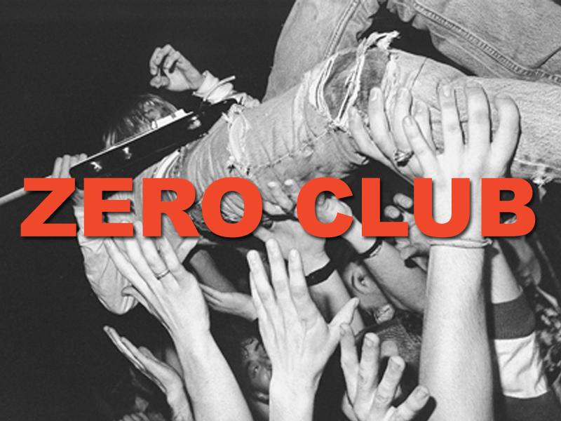Red Cardinal Music Zero Club