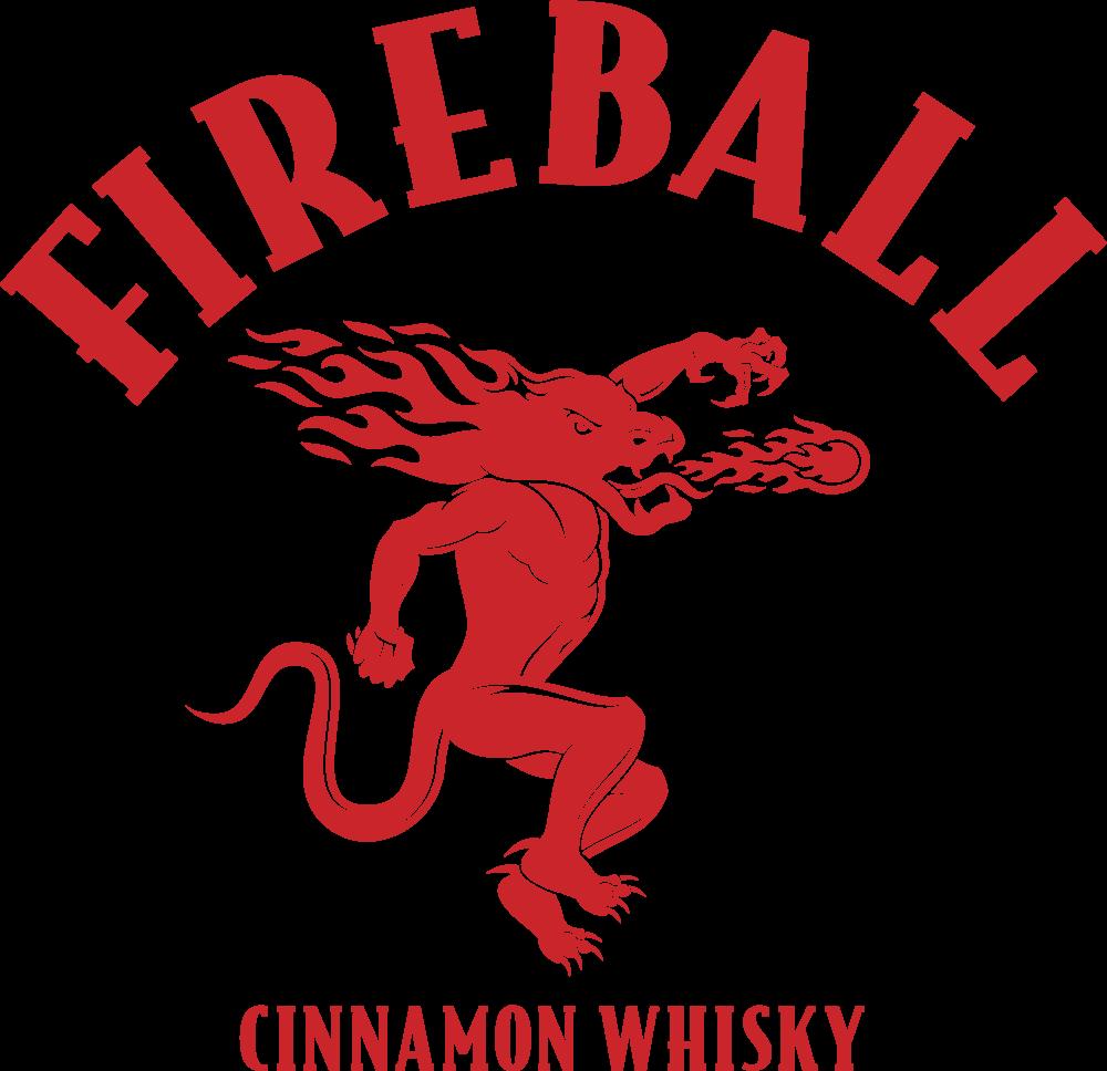 Fireball Whisky Logo