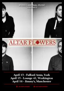 Altar Flowers April Tour